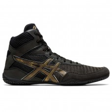 Wrestling Shoes ASICS Matcontrol 2 L.E. Lite-Show Black/Pure Gold